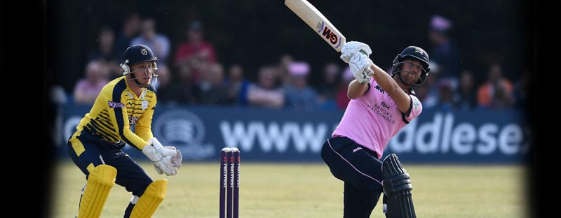 Somerset v Middlesex 38-0